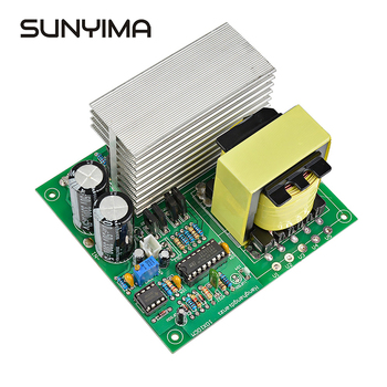 SUNYIMA 600W Inverter Board DC12V To AC220V-380V Pre-stage Booster With Over-current Protection Converter Finished Boards