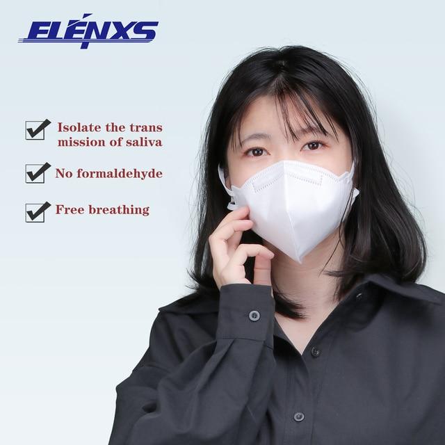 Haze Respirator Mask Mouth Mask Design Carbon Filter Face Respirator Anti Allergy Activat Carbon Proof Flu Dust Mask Cotton Mask 4