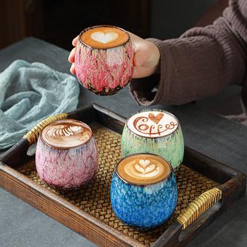 250ml ceramiczny filiżanka do herbaty kawy porcelanowe filiżanki Espresso kubki Kungfu kreatywne kubki i kubki podróży kubek do mleka wyjątkowe prezenty Caneca tanie i dobre opinie CN (pochodzenie) Porcelany kubki do kawy KRÓTKI Bez elementów none Mugs Ekologiczne Japanese tea cup Ceramic Coffee Tea Cup
