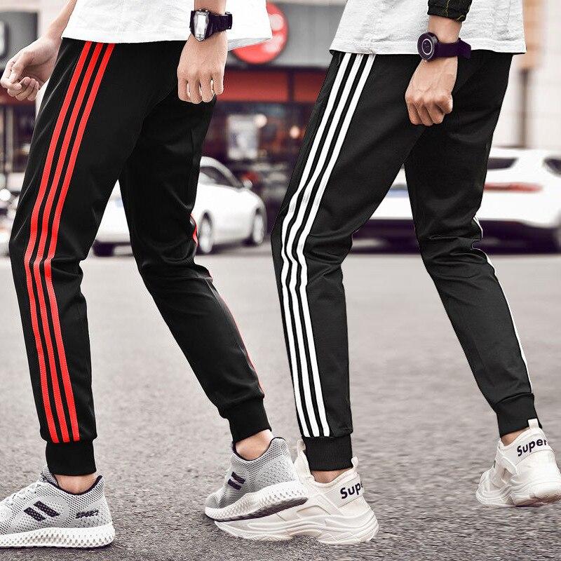 Men/'s Casual Long Trousers Sport Pants Fitness Workout Joggers Sweatpants M-4XL