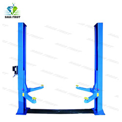 Two Post 4500 Kg Clear floor 2 Post Car Lift