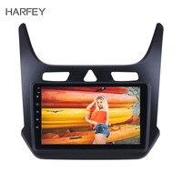 Harfey Android 8.1 9'' Car GPS Vehicle Radio support Carplay Digital DVR TV Head Unit for chevy Chevrolet cobalt 2016 2017 2018
