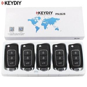 Image 1 - 5 قطعة/الوحدة ، KEYDIY 2 + 1 أزرار العالمي مفتاح تحكم عن بعد B سلسلة B28 ل KD MINI KD900 KD900 + ، URG200 KD X2
