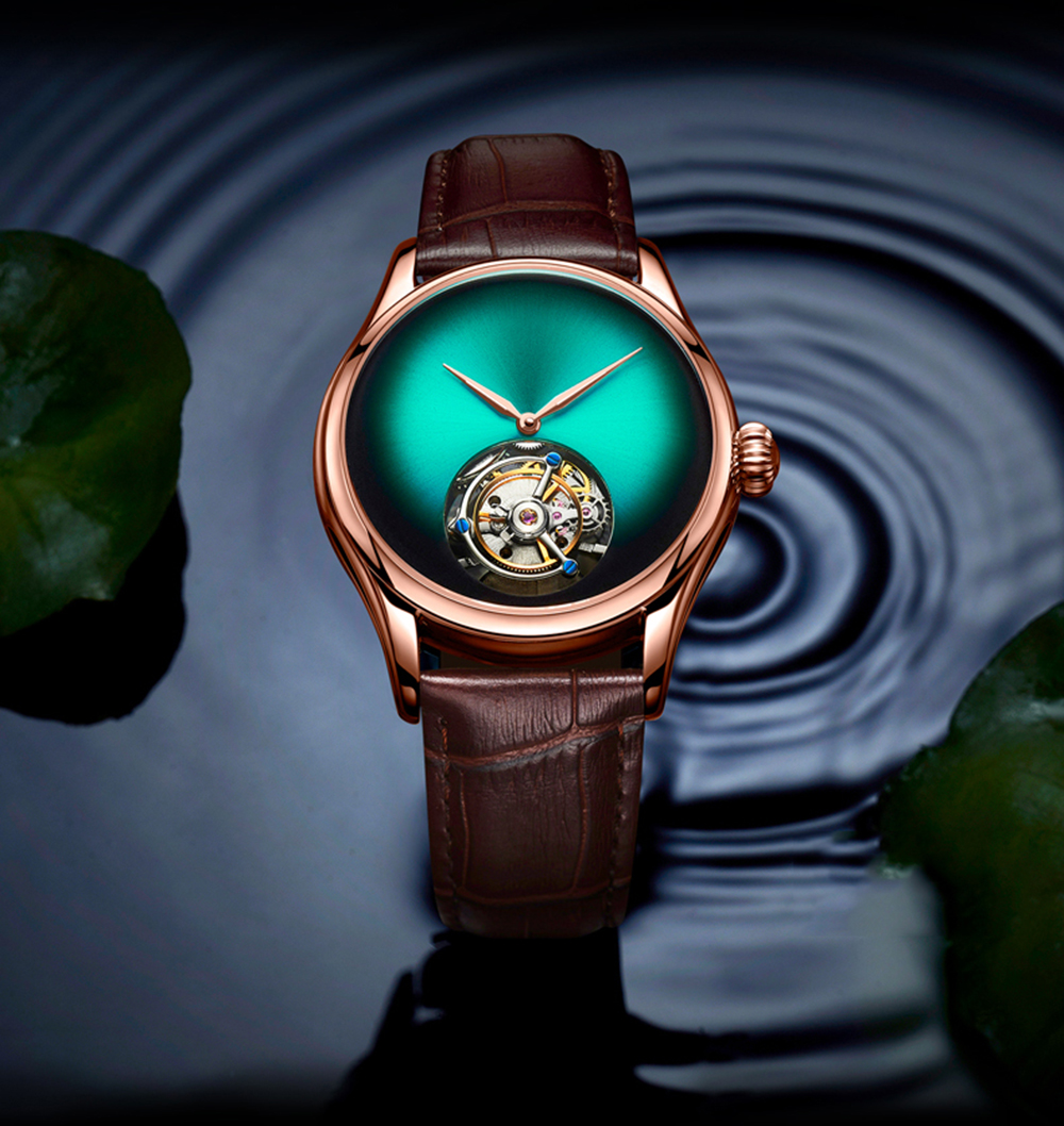 GUANQIN 2019 Tourbillon Men watches top brand luxury 100% real Tourbillon clock men Sapphire mechanical watch Relogio Masculino 21