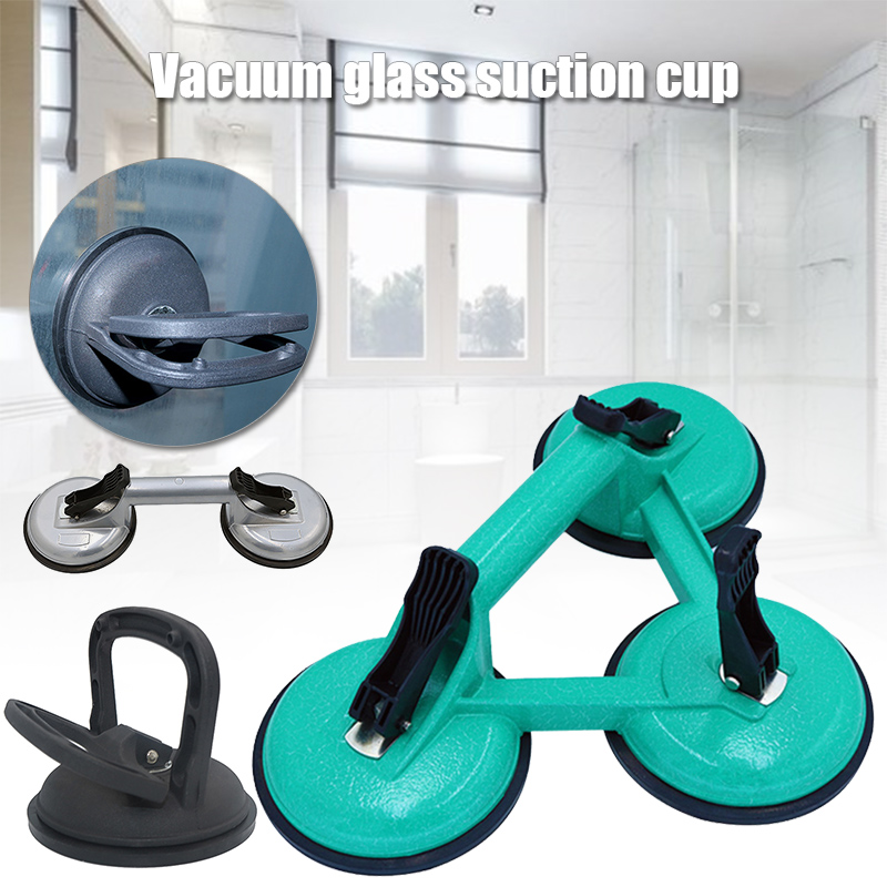 Single/2/3 Claws Glass Suction Cup Tile Suction Cup Premium Quality Heavy Duty Glass Puller Lifter Gripper QJS Shop
