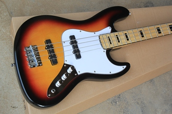 Sunburst Jazz 4 cordes guitare basse 6 15