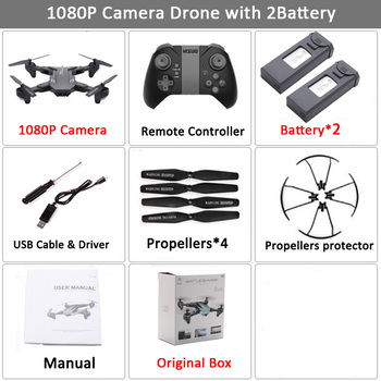 Visuo XS816 RC Drone with 50 Times Zoom WiFi FPV 4K Dual Camera Optical Flow Quadcopter Foldable Selfie Dron VS SG106 M70 11