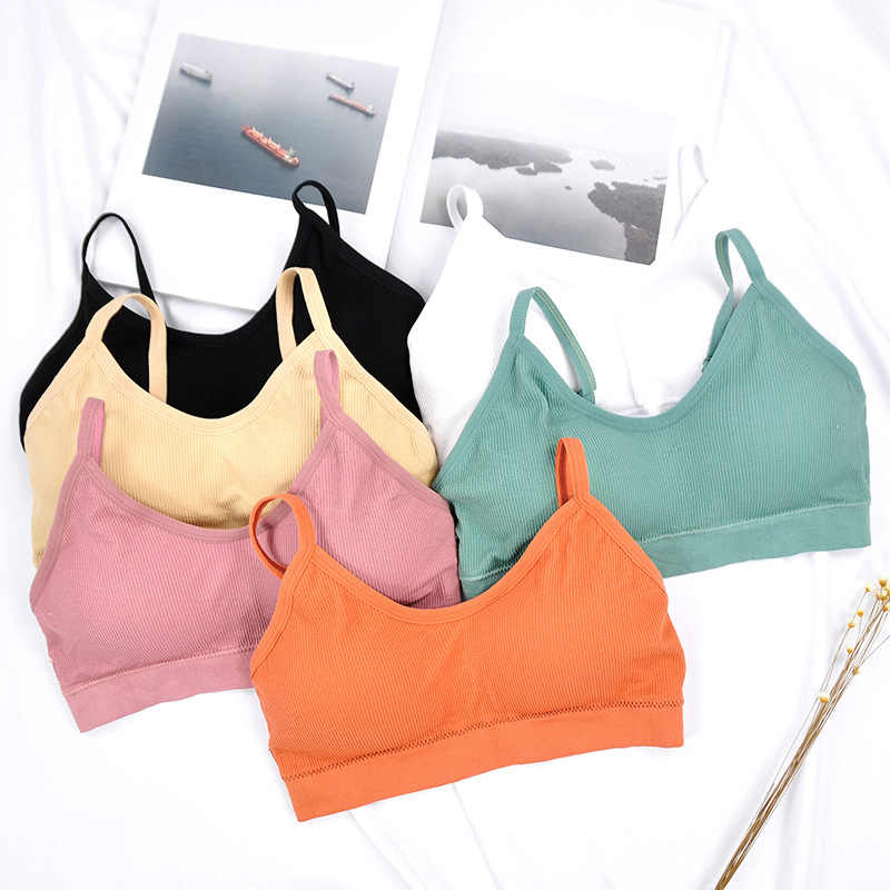 Yoga Women Sport Bra Top Sports Bra Brassiere Sports Top Bra Gym Push Up Women Bra Fitness Padded Bra Sujetador Deportivo