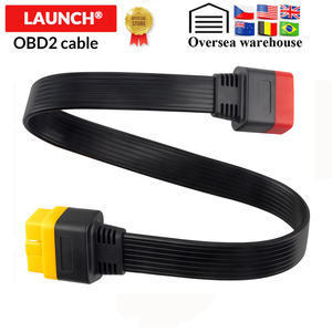 Launch OBD2 16pin Extension Cable for X431 iDiag/X431 M-Diag/X431 V/V+/Pro mini/ easydiag 3.0 /easydiag 2.0/Pro3 cable extension(China)