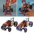 Lenkrad Saug Feuer Typ Stirling Motor Traktor Modell Motor Modell