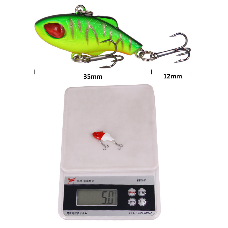 Nouveau Fishing Lure
