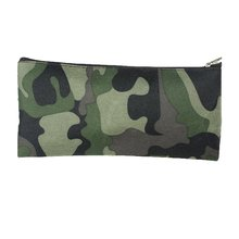 Simple Camouflage Pencil Case Small Fresh Large Capacity Pen Box Student Student Stationery Bag Pencil Bag Orange simple camouflage pencil case small fresh large capacity pen box student student stationery bag pencil bag orange