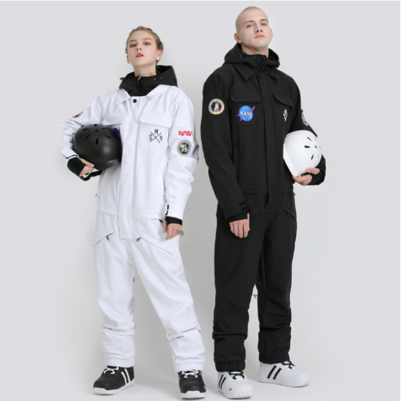 Ski Suit Adult Men Winter Breathable Windproof Waterproof Warm Outdoor Snowboard Suit Original Design Snowboarding Clothing