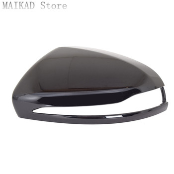 Door Mirror Cover Cap Exterior Mirror Housing Cover for Mercedes-Benz W253 GLC200 GLC220 GLC250 GLC300 GLC350 GLC43 A0998114900 image