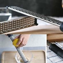 12 дюймов прямоугольный из нержавеющей стали сыр инструменты для нарезки конфет лимонный нож для снятия цедры с фруктов для снятия кожуры кухонные приспособления HYD88
