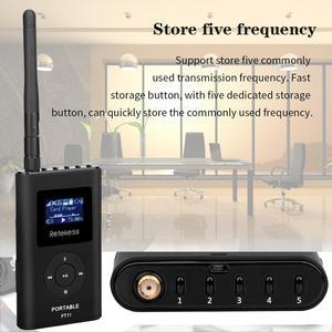 Image 4 - Retekess FT11 0.3W FM Wireless Transmitter MP3 Broadcast Radio Transmitter for Church Car Meeting Tour Guide System