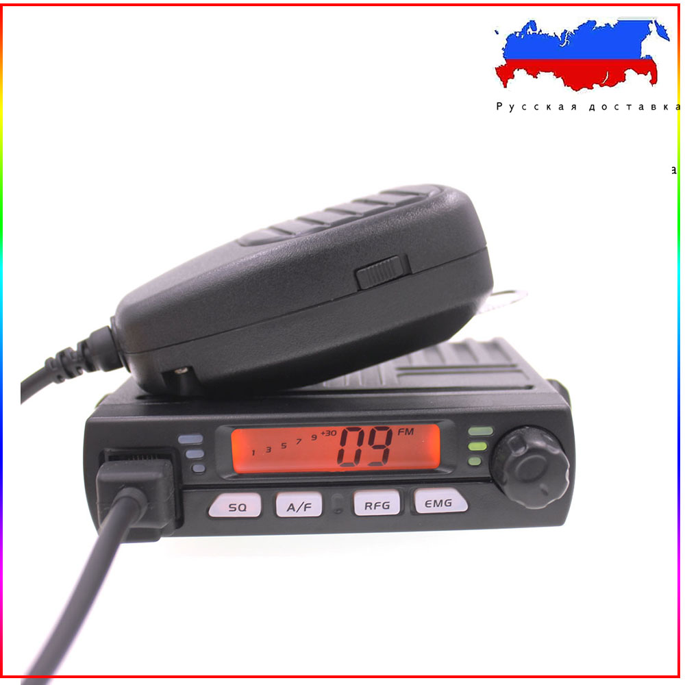 Mini Mobile Radio CB-40M 25.615--30.105 AR-925 8W 40CH 9/19 Emergency Channel CB Car Radio Smart Transceiver Amateur Compact AM