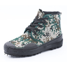 Summer Genuine Product Liberation Shoes Woodland Camouflage