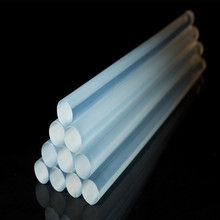 Adhesive-Stick Hot-Melt Glue-Strip Electric-Gun-Repair Transparent DIY 7/11mm--100mm