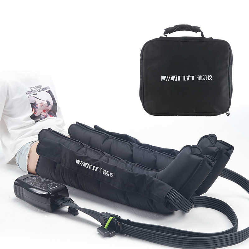 Luft Kompression fuß Massage Technologie sport Recovery System Pressotherapie Maschine Muskeln Entspannt Recovery normatec