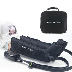 Air Compression foot Massage Technology sports Recovery System Pressotherapy Machine  Muscles Relaxed Recovery normatec