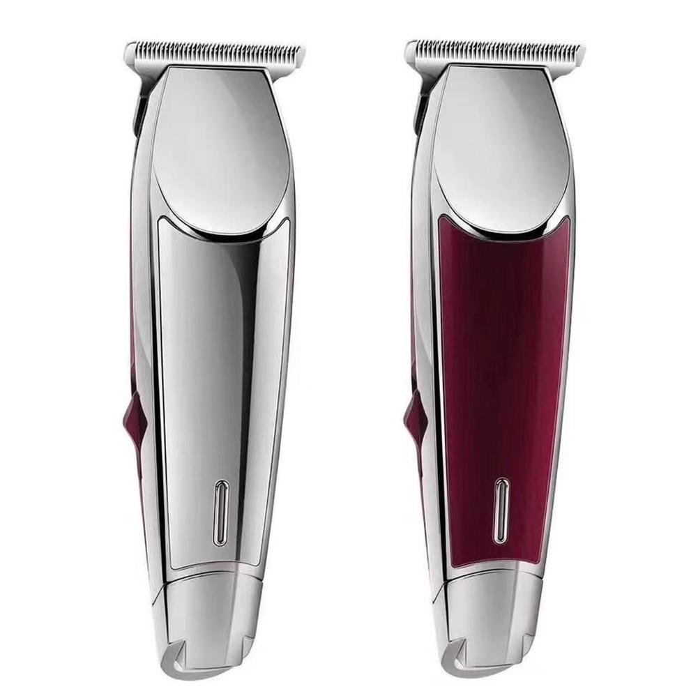 Newly Design Electric Hair Clipper Rechargeable Electric Low Noise Hair Clipper Trimmer Waterproof Cutter Shaver Hair Clippers