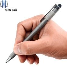 Titanium Alloy Touch Screen Pen Multi-function Writing Self-defense Broken Window With Tungsten Steel