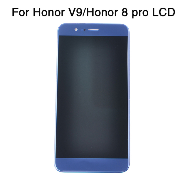 $  Original Axisinternational For Huawei Honor V9/Honor 8 Pro DUK-L09 DUK-AL20 With Frame LCD Display Screen+Touch Panel Digitizer