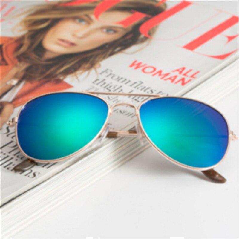 AOXUE Boys Sunglasses Goggle Girls Brand Design Gafas Kids Mirror UV400 New-Fashion Children