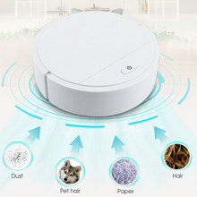 Smart Vacuum Cleaner Auto Cleaning Robot Sweeping Convenient AA Battery Automatic for Cordless Carpet Dust Household