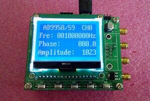 Darmowa wysyłka AD9958 AD9959 cztery kanały moduł DDS STM32 źródło sygnału najlepsza nauka moduł V3 czujnik AD9959 ze wzmacniaczem