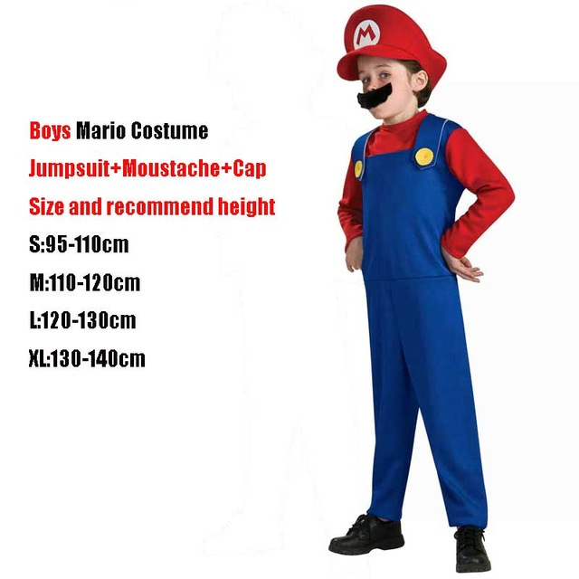 Adults-And-Kids-Super-Mario-Costume-Funny-Super-Mario-Luigi-Brother-Costume-Kids-Bro-Cosplay-Girls.jpg_640x640