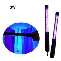 3W Tragbare LED Auto Desinfektion UV lampe USB Power Entkeimungslampe Hotel Home Reise Tragbare UV Desinfektion Lampe Neue auf