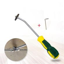 Professional Gap Cleaner Drill Bit for Floor Tile Remover Tungsten Ceramic Grout Tile Wall Seam Cement Cleaning Hand Tools