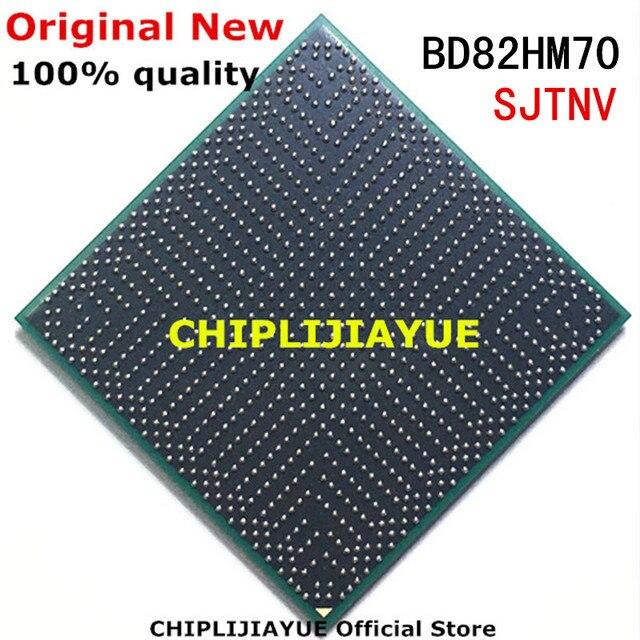 100% novo bd82hm70 sjtnv bd82 hm70 ic chips bga chipset