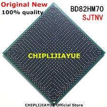 100% nuovo BD82HM70 SJTNV BD82 HM70 IC chip BGA Chipset