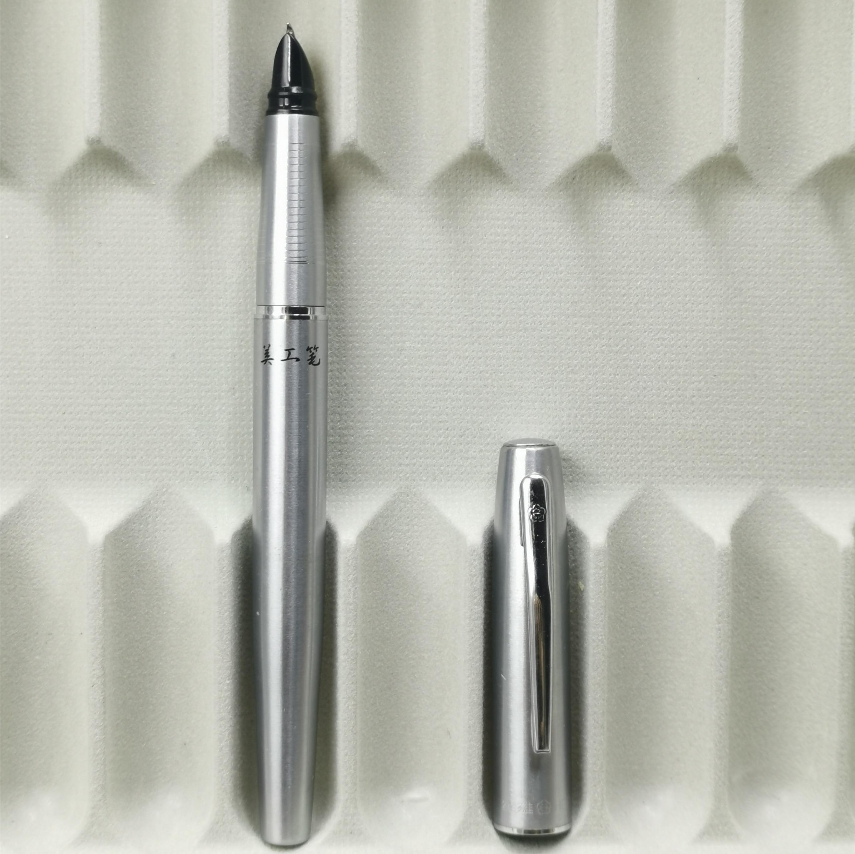 LBT Long Tail Fountain Pen EF//F//M//1.1mm//1.5mm//1.9mm Nibs Optional