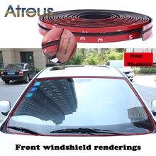 กระจกรถยนต์หลังคาสติกเกอร์ป้องกันยางซีลแถบสำหรับFiat 500 Suzuki Swift Jimmy Samurai Grand Vitara Teslaรุ่น3 S X