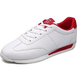 Image 4 - Hundunsnake Leder Weiß frauen Laufschuhe Für Frauen Sport Turnschuhe Männer Sport Schuhe Weibliche frauen Sport Schuhe Damen t618