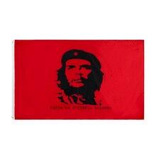 90X150 Cm Cuba Revolution Hero Ei Che Ernesto Guevara Bandiera