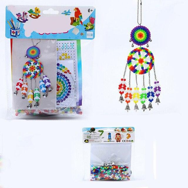 5mm beads 24/48/36box packing Hama beads Education Toys Iron beads handmaking perler Fuse beads diy toy Free shipping 6