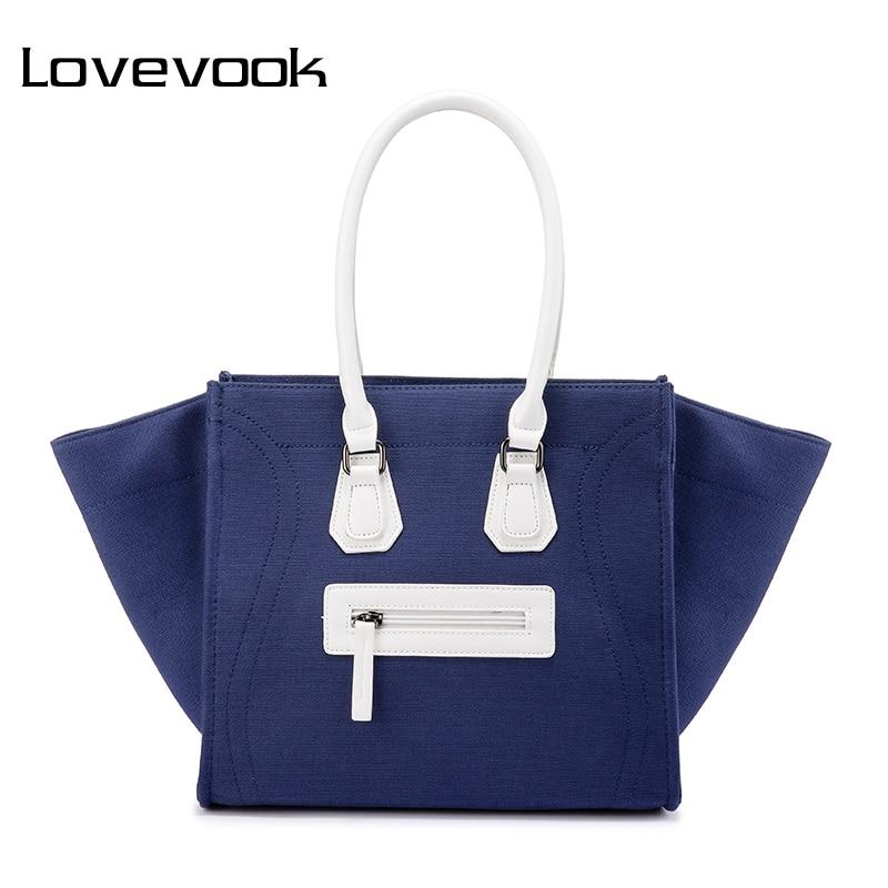 LOVEVOOK Luxury Handbags Women Shoulder Bag Female Tote Bags For Women 2019 Purses And Handbags Designer Big Travel Bag School