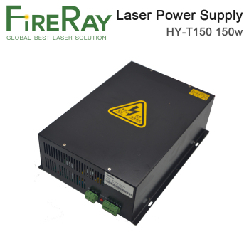 цена на FireRay 150W CO2 Laser Power Supply for CO2 Laser Engraving Cutting Machine HY-T150 Long Warranty laser box