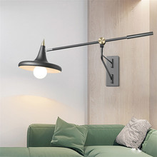 Modern Iron LOFT Wall Lamps for Living Room Study Wall Sconce Lamp Corridor Bedroom Wall Lights Home Light Fixtures Luminaria fashion rustic wall lamps vintage wrought iron wall lamp indoor lighting corridor wall mounted lights bedside sconce living room