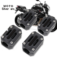 Motorcycle Engine Protection Guard Bumper Decor Block For Benelli TRK 502 TRK251 BN600GS BN600 BJ600 TRK 502X BN 600