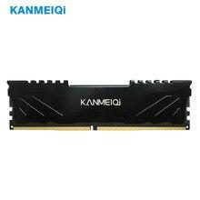 Kanmeiqi DDR3 4Gb 8Gb 1333 1600/1866Mhz Ram DDR4 8Gb 16Gb 3200 2400/2666Mhz Geheugen Werk Gebied Desktop Computer Met Koellichaam Nieuwe