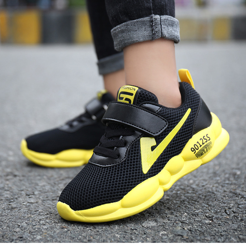 PINSEN Kids Shoes Boys Casual Children Sneakers For Boys Leather Fashion Sport Kids Sneakers 2019 Spring Autumn Children Shoes (12)