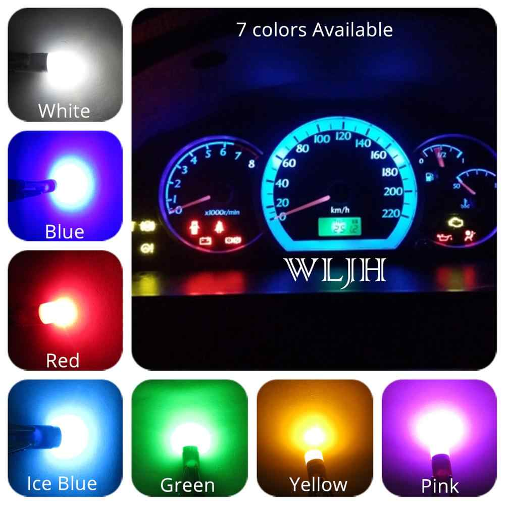 WLJH tableau de bord jauge de groupe compteur de vitesse tachymètre Cluster 12V Kits de lumière LED complet pour Jeep Cherokee XJ 1984-2001