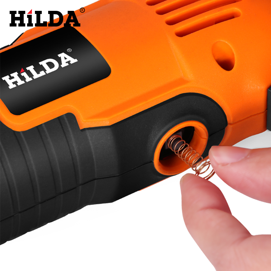 HILDA Electric Power Drills with Copper Motor for Wax Polishing and Seal Engraving 20