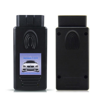 Auto diagnostic tool for-BMW Unlock Version for-BMW SCANNER Determination of chassis model engine gearbox etc image